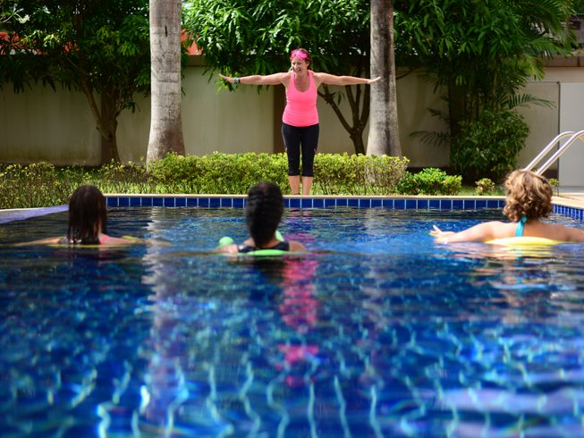 7 Days Weight Loss and Yoga Retreat in Phuket, Thailand