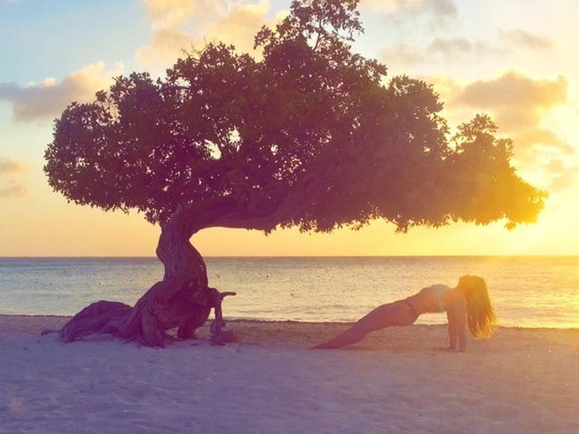 8 Days Paradise SUP and Yoga Retreat in Aruba