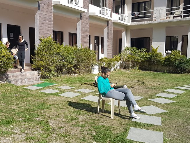 30 Days 200-Hours Traditional Yoga Teacher Training in India