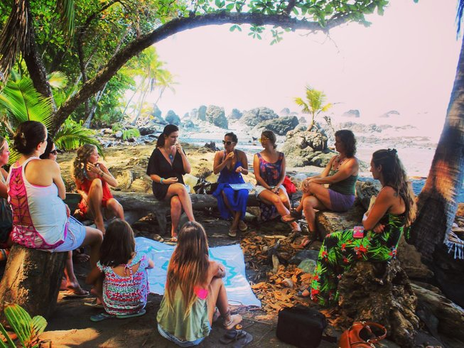6 Days Jungle Yoga Retreat in Costa Rica