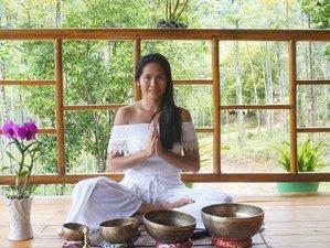3 Day Jungle Yoga Retreat with Tibetan Singing Bowl in Phanom, Surat Thani