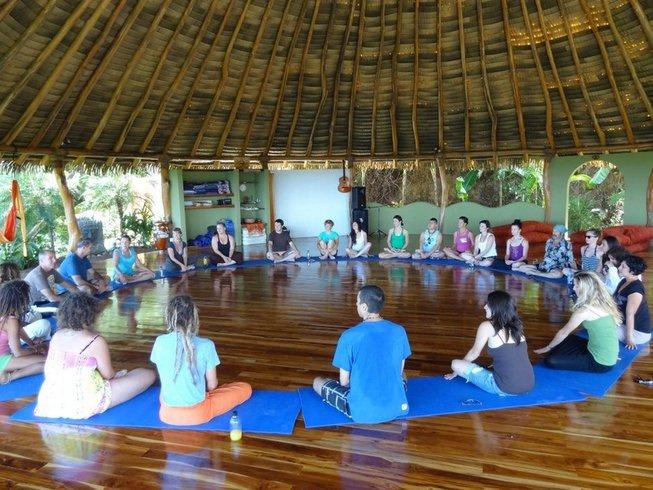 7 Days Beach Yoga Holiday in Nosara, Costa Rica