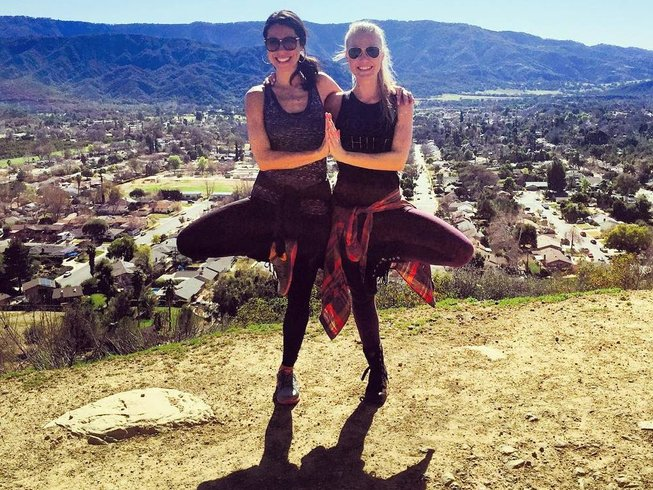 3 Days Raise Your Vibration Yoga Retreat in California