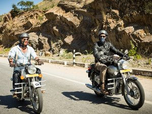 6 Day Golden Triangle Guided Motorcycle Tour in India