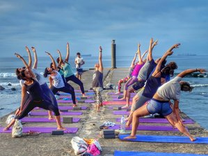 8 Days Breathtaking Surf and Yoga Holiday in Cascais, Portugal