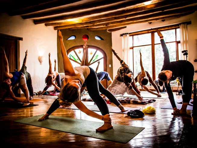 63-Daagse 500-urige Yoga Docentenopleiding in Ecuador