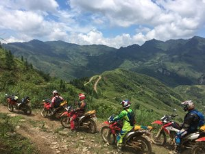 11 Day Breathtaking Northern Vietnam Guided Motorbike Tour