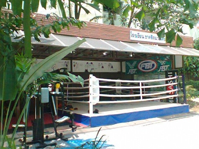 15 Days of Muay Thai Training in Bangkok, Thailand