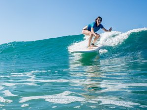 5 Day Budget Surf and Yoga Holiday in Santa Teresa, Puntarenas