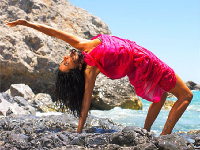 3 Days Weekend Winter Passion Yoga Retreat in Italy