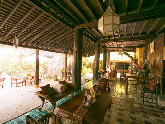 7-Daagse Relaxte Yoga Retraite in Thailand