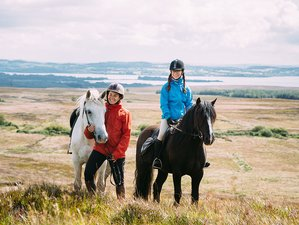 6 Day Guided Galway - Clare Post to Post Horse Trail Riding in the West of Ireland