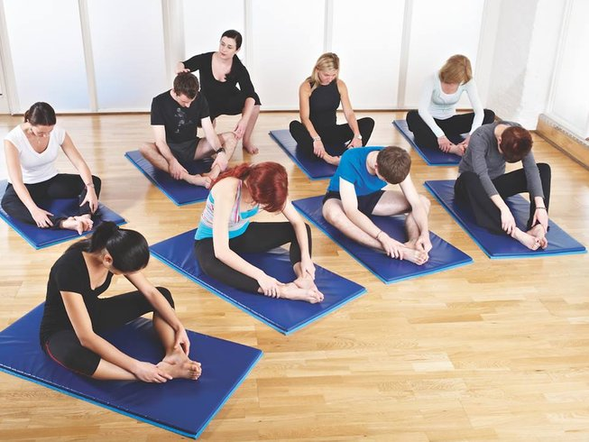 5 Days Luxury Pilates and Yoga Retreat in Ariége, South of France