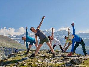 7 días de yoga y peregrinaje meditativo en el Monte Perdido, Pirineos