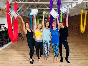 3 Days Aerial Yoga Teacher Training Level 1-2 in Kaunas, Lithuania