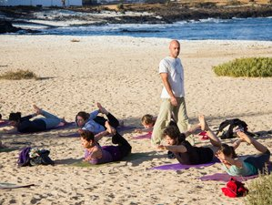 7 Days Prithvi Yoga Retreat and The Great Outdoor To Reconnect With Nature in Ericeira, Portugal