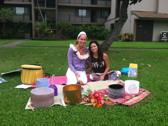7 Days Yoga, Meditation and Crystal Bowls Retreat in Hawaii