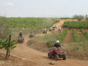 3 Day Off-Road Quad Bike Guided Tour in Barcelona, Spain