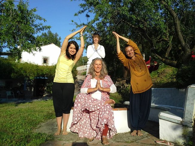 13 Days 100-Hour Yoga Therapy Teacher Training in Andalusia, Spain