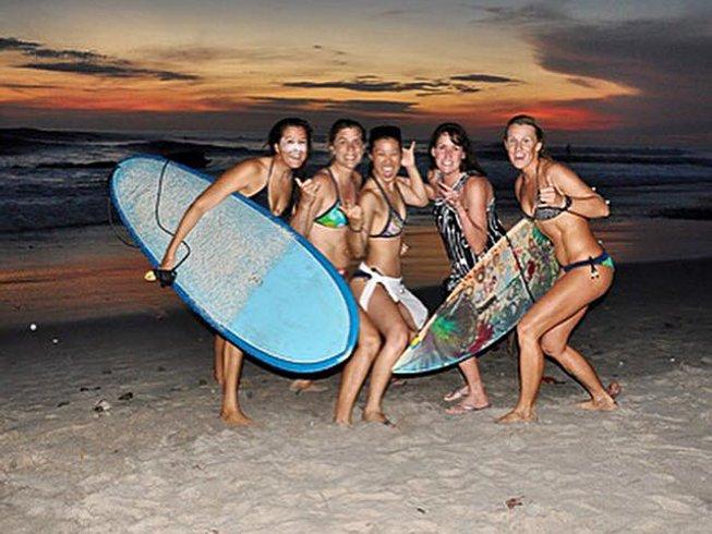 7 Days Yoga and Surf Camp in Santa Teresa, Costa Rica