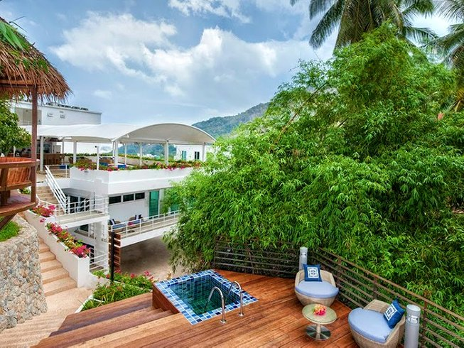 5 días retiro de detox rápido y completo en Phuket, Tailandia