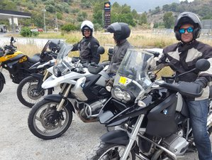 7 Day Andalucian Countryside Guided BMW Motorcycle Tour in Spain