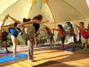 8 Days Meditation and Yoga Retreat in California