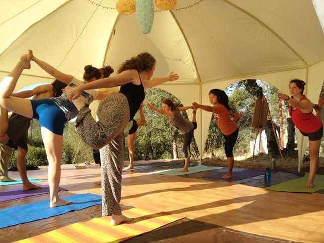 8 Days Meditation and Yoga Retreat in California