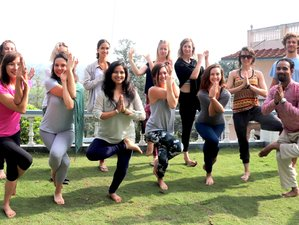 10 Day Yoga and Meditation Holiday in Kathmandu, ‎Bagmati Pradesh