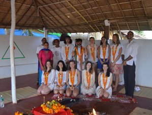 26-Daagse 200-urige Yoga Docententraining in India