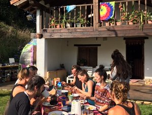 7 Days Nature Connected and Family Friendly Yoga Retreat in Solares, Spain