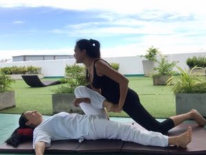 14 Day 150-Hour Thai Yoga Massage Training in Pattaya, Thailand