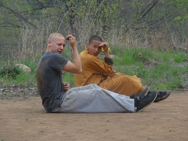 7 Months Shaolin Kungfu Wushu School Training in China