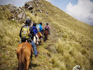 3 Day Horseback Riding Adventure to Maukallaqta in Cusco, Peru