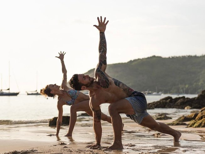 30 Days 300-Hour Vinyasa Yoga Teacher Training in Phuket, Thailand