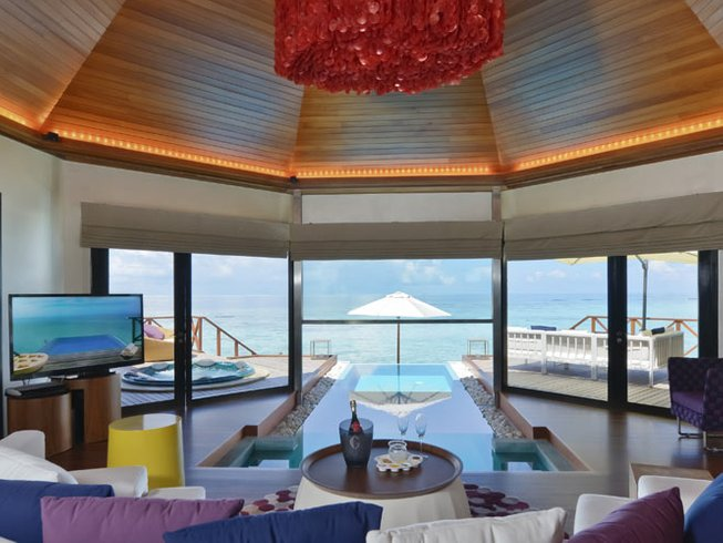 7 Days Healthy Holistic Luxury Holiday in Maldives