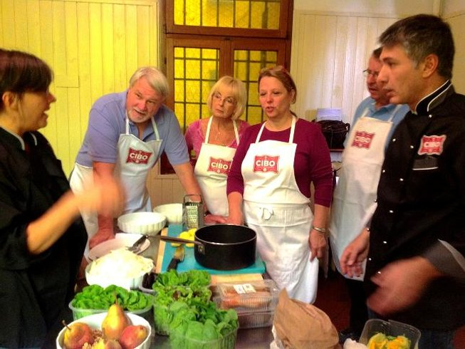 7 Days Italian Cooking Course in Bologna & Ravenna