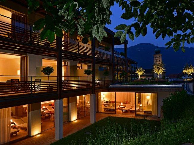 4-Daagse Hike, Spa en Yoga Retraite in Zuid-Tirol, Italië