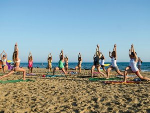2 jours en week-end de yoga, kite surf et surf, Italie