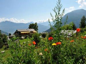 3 jours en week-end de yoga et ayurveda pour se détendre dans les montagnes du Valais, Suisse