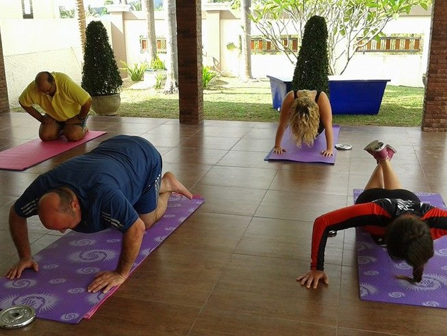 7 Days Weight Loss and Yoga Retreat in Thailand