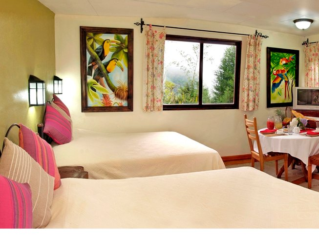 4 Days Costa Rica Eco Lodge Tropical Cooking Vacation