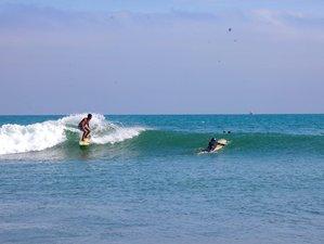 30 Tage Surfen und von Fern Arbeiten in Punta Farallon, Ñuro