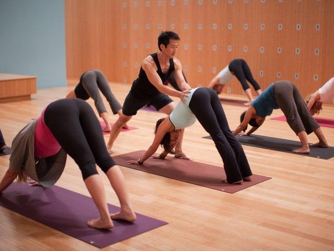 22 Days Yoga Teacher Training in India