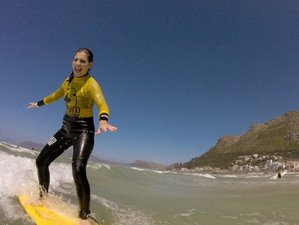 2 Days Stoked Like a Local Surf Camp in Muizenberg, South Africa