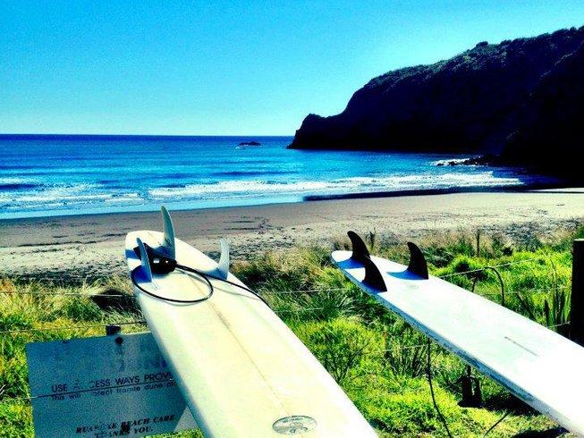 8 Days Exhilarating Surf Camp New Zealand