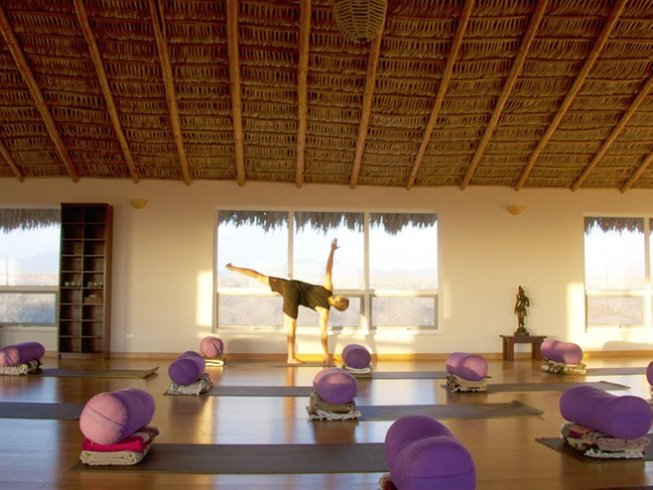 6 Days Soul and Yoga Retreat in Mexico
