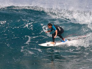 8 Days Beginner Surfcamp Las Palmas, Spain