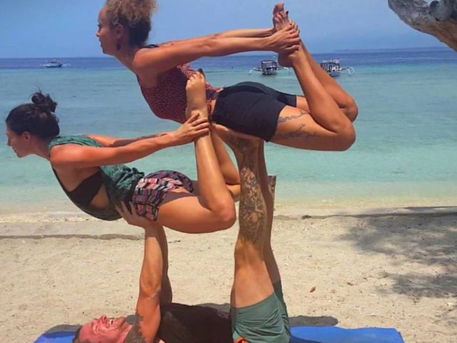 5 Days Open Water Dive and Yoga Retreat in Bali