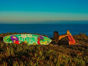 4 Days Yoga Retreat & Surf Camp in Portugal